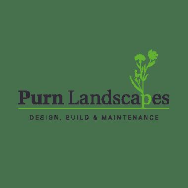 Purn Landscapes Logo
